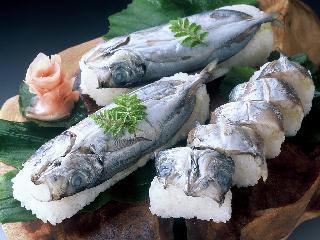 三重県|郷土料理:郷土料理 さんま寿司