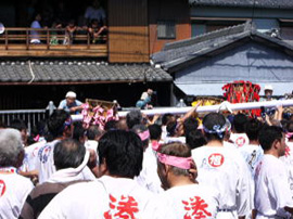 三重県|文化総合:けんか祭りと...