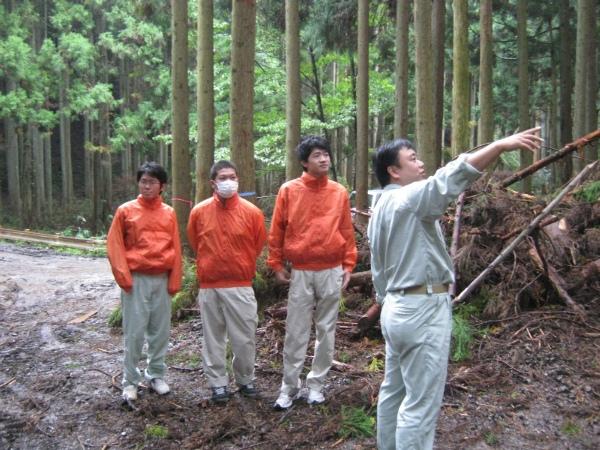 三重県|林業普及:伊賀森林組合...