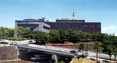 Mie Prefectural Government Office and Mie Prefectural Assembly Building