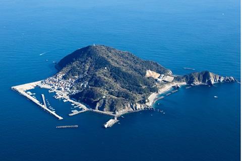 神島漁港 KAMISHIMA
