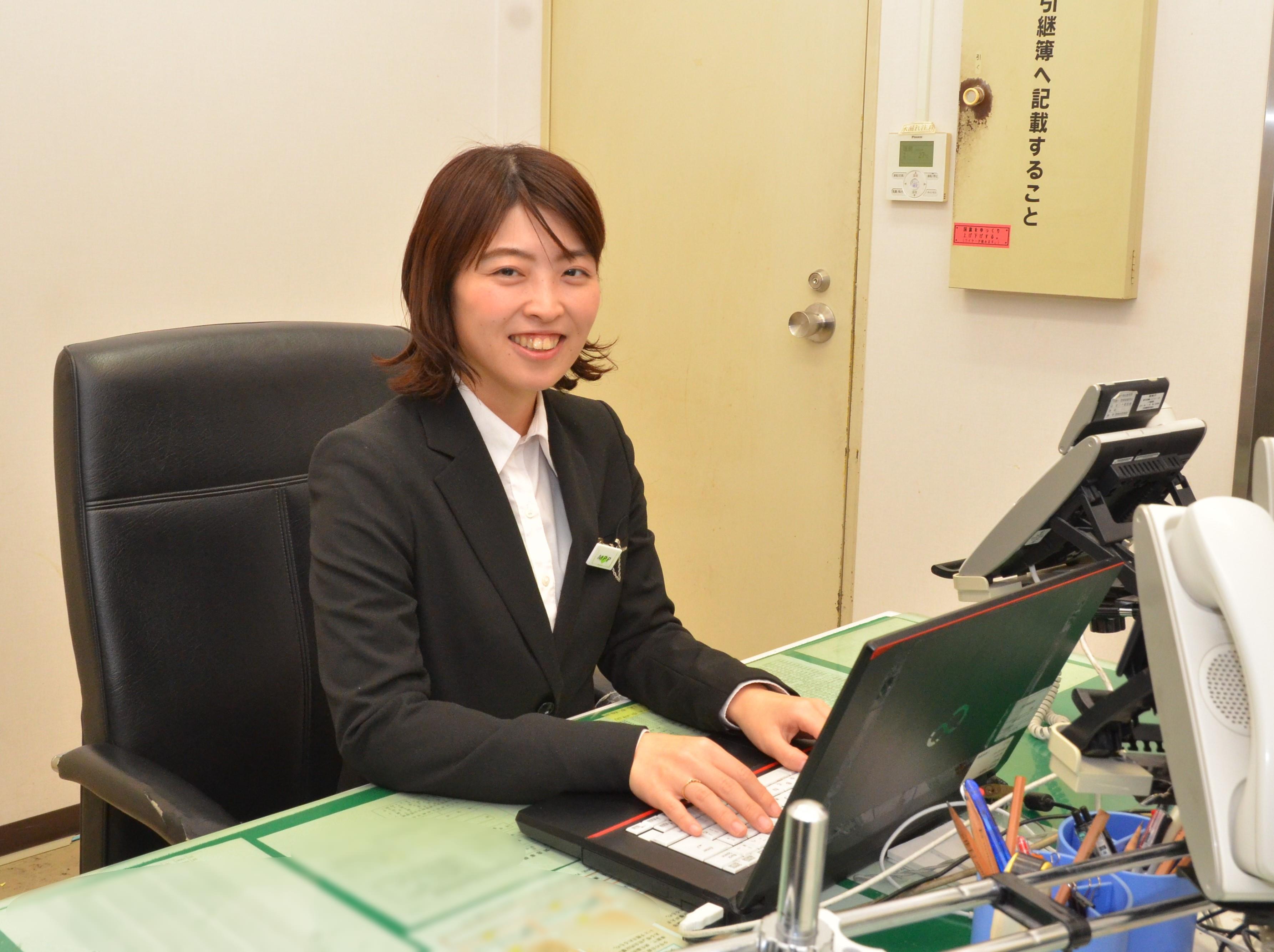 三重県|職員採用:先輩職員の声(警察事務)